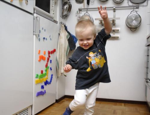 Musicoterapia infantil de 0-3 años en inglés